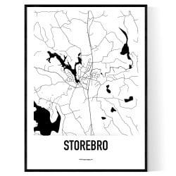 Storebro Karta