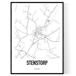 Stenstorp Karta
