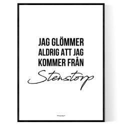 Från Stenstorp