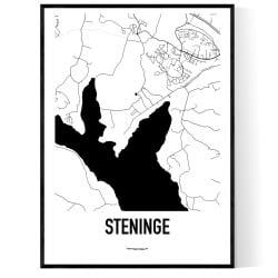 Steninge Karta