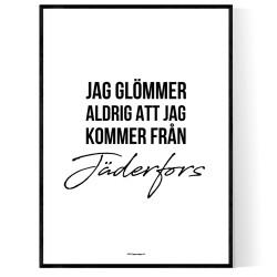 Från Jäderfors
