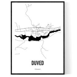 Duved Karta