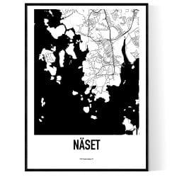 Näset Karta 2 Poster