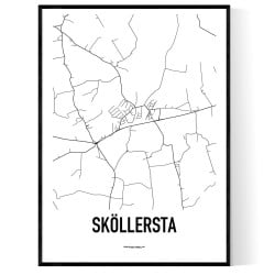 Sköllersta Karta