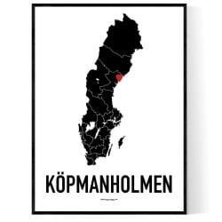Köpmanholmen Heart