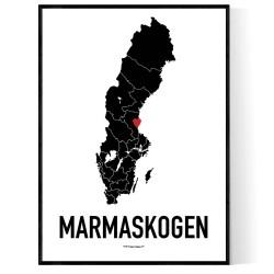Marmaskogen Heart