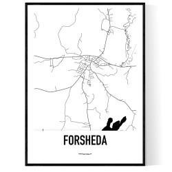 Forsheda Karta