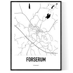 Forserum Karta