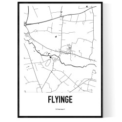 Flyinge Karta