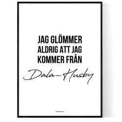 Från Dala-Husby