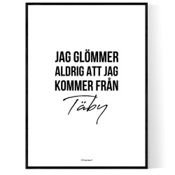 Från Täby