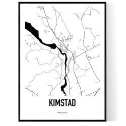 Kimstad Karta