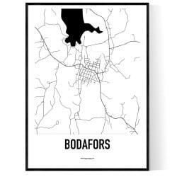 Bodafors Karta