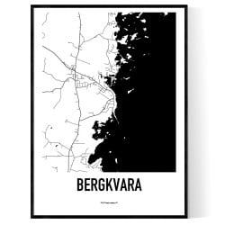 Bergkvara Karta
