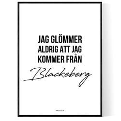 Från Blackeberg