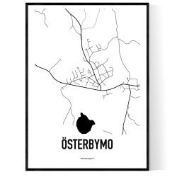 Österbymo Karta