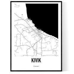 Kivik Karta