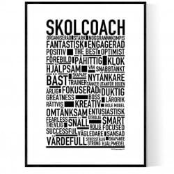 Skolcoach Poster