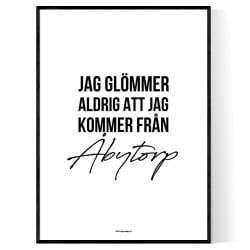 Från Åbytorp