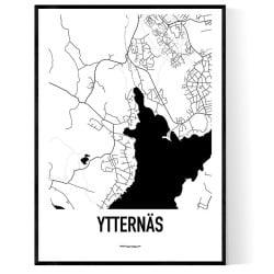 Ytternäs Karta