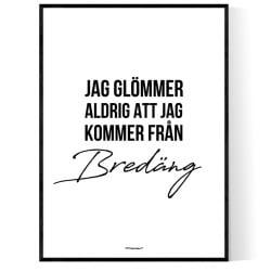 Från Bredäng