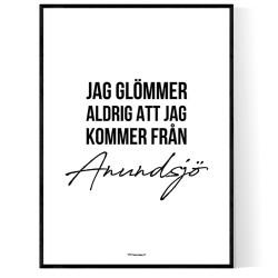 Från Anundsjö