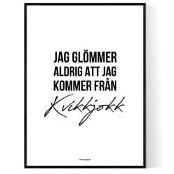 Från Kvikkjokk