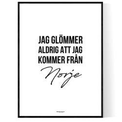 Från Norje