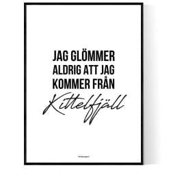 Från Kittelfjäll