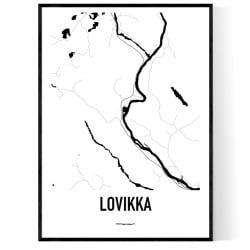 Lovikka Karta
