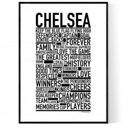 Team Chelsea Poster