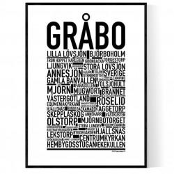 Gråbo Poster