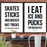 Hat Tricks Poster