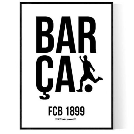 Barca Poster