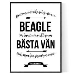 Livet Med Beagle