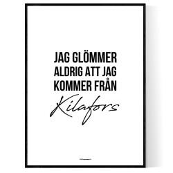 Från Kilafors