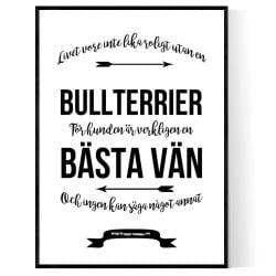 Livet Med Bullterrier