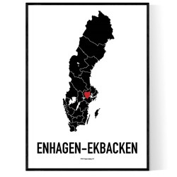 Enhagen-Ekbacken Heart