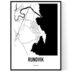Rundvik Karta