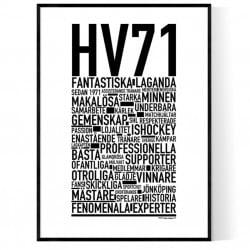 HV71 Poster