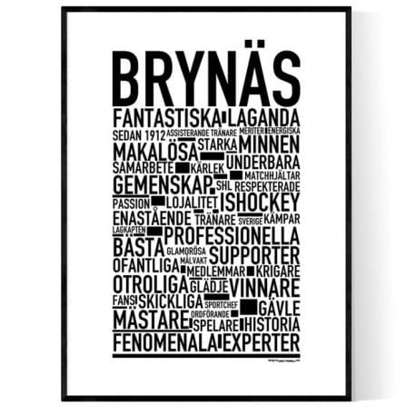 Brynäs Poster