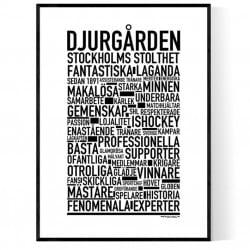Djurgården Poster