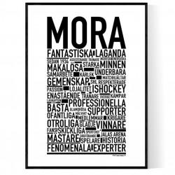 Team Mora Poster