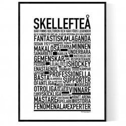 Team Skellefteå Poster