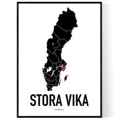 Stora Vika Heart