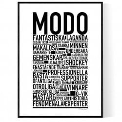 Team Modo Poster