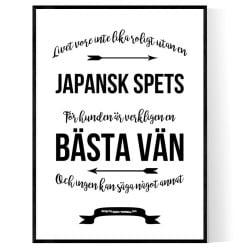 Livet Med Japansk Spets