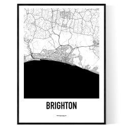 Brighton Karta