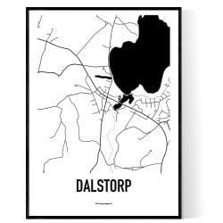 Dalstorp Karta
