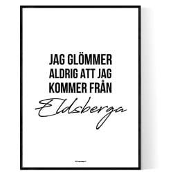 Från Eldsberga